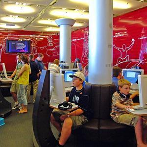 Интернет-кафе Вачи