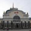 Железнодорожные вокзалы в Ваче